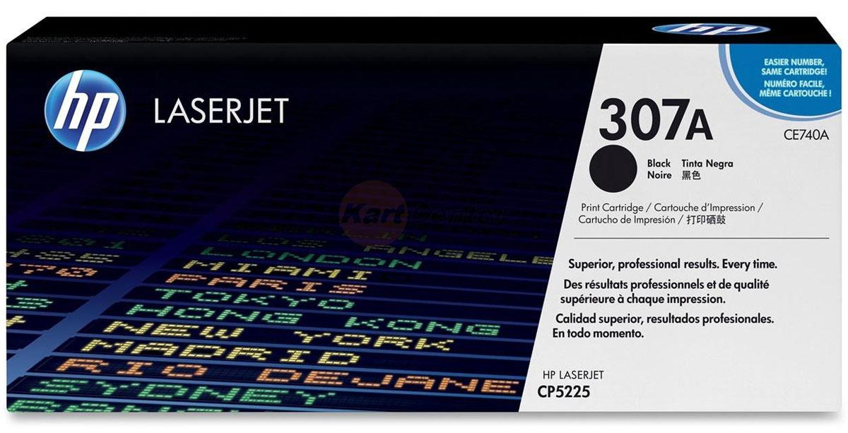 HP CE740A (№307A), Black тонер-картридж для Color LaserJet CP5225CE740AНадежные оригинальные картриджи HP позволяют сохранить высокую производительность, сэкономить время и сократить затраты на расходные материалы. Тонер HP ColorSphere обеспечивает неизменно высокое качество печати маркетинговых, финансовых, проектных и технических документов. Оригинальные картриджи HP с тонером HP ColorSphere обеспечивают высочайшее качество печати рекламных, финансовых, проектных и технических документов. Получайте великолепные результаты, используя различные типы бумаги для профессиональной лазерной печати в офисе. Низкие расходы на печать и высокая эффективность работы. Лазерные картриджи для цветных принтеров HP LaserJet гарантируют безотказную печать неизменно высокого качества. Благодаря своей исключительной надежности эти картриджи обеспечивают бесперебойную работу и позволяют снизить затраты на расходные материалы.