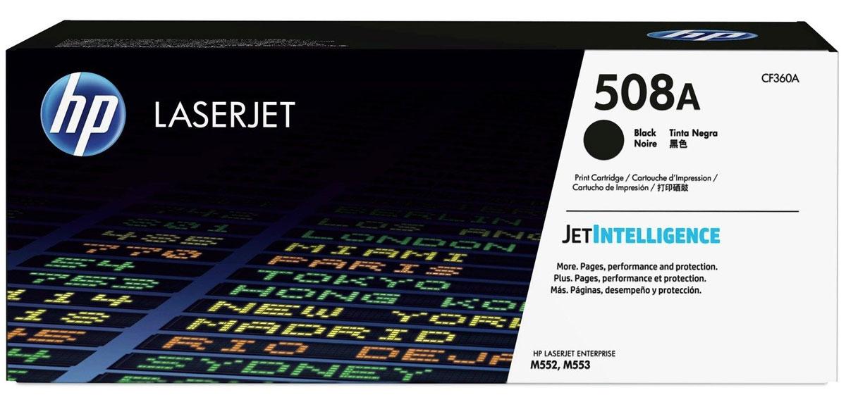 HP CF360A, Black тонер-картридж для LaserJet Enterprise M552/M553CF360AОригинальные лазерные картриджи HP LaserJet с технологией JetIntelligence оснащены инновационными средствами проверки подлинности, а также гарантируют рекордный ресурс и обеспечивают высокую скорость печати. Извлеките максимум выгоды из каждого картриджа. Оригинальные лазерные картриджи HP LaserJet с технологией JetIntelligence обеспечивают точные данные об уровне расхода тонера, а повышенный ресурс позволит избавиться от лишних расходов. Количество высококачественных документов, которые вы сможете напечатать, превзойдет все ожидания. Тонер ColorSphere 3 был специально разработан для повышения производительности принтера. Низкая температура плавления гарантирует профессиональное качество печати. Все оригинальные лазерные картриджи HP LaserJet с поддержкой JetIntelligence оснащены эксклюзивной технологией HP по борьбе с поддельной продукцией. При установке картриджа в принтер его подлинность проверяется автоматически.