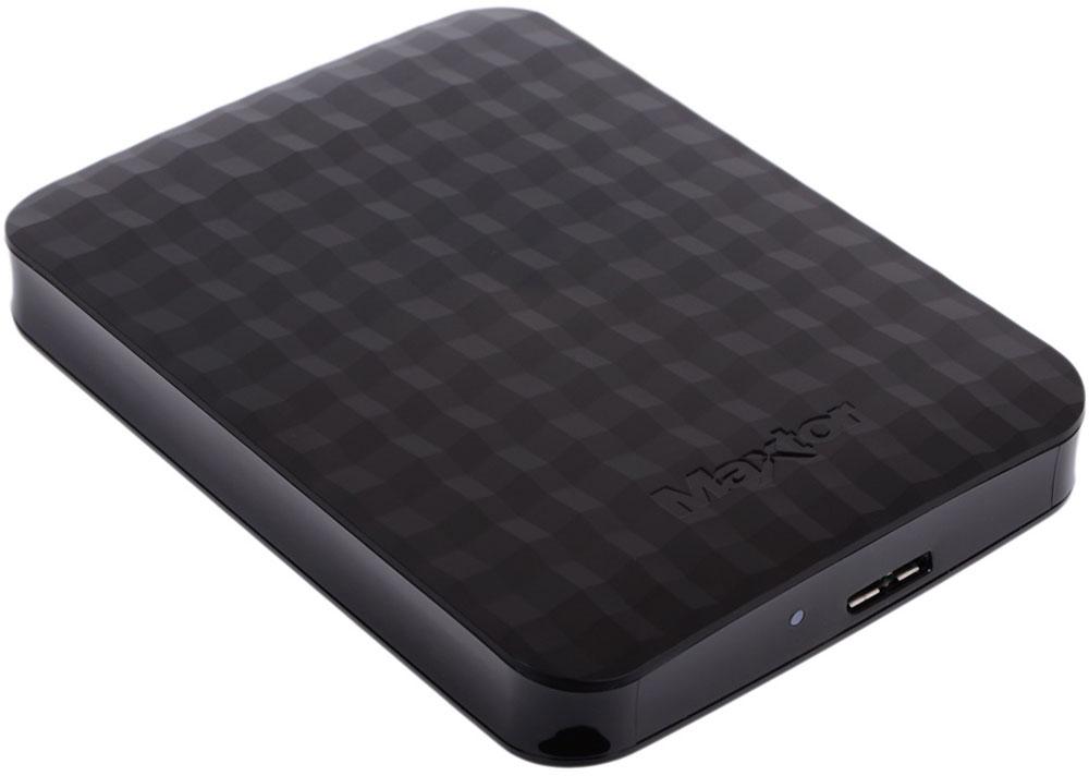 Seagate Maxtor M3 Portable 2TB USB 3.0, Black внешний жесткий диск (STSHX-M201TCBM)
