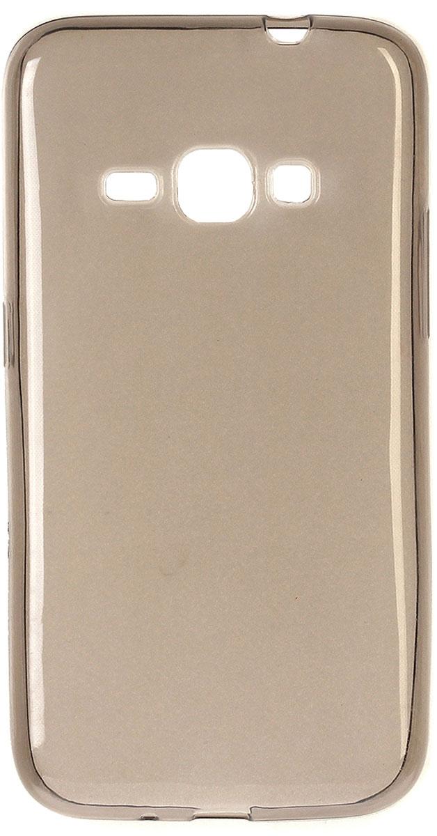 Pulsar Clipcase TPU чехол для Samsung Galaxy J1 2016, Black