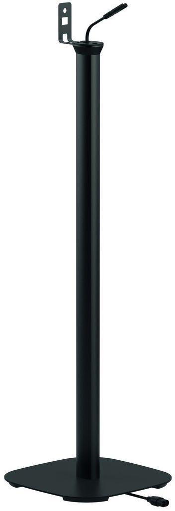 Vogels Sound 4301, Black стойка для колонокSOUND 4301Vogels напольная стойка SOUND 4301 черного цвета для акустической системы Sonos PLAY:1 Получите максимальную отдачу от вашей акустической системы Sonos PLAY:1 Ваша акустическая система Sonos PLAY:1 гармонично впишется в любой интерьер благодаря установке на напольной стойке Vogel's SOUND 4301. Высота этой напольной стойки (82 см) позволяет расположить колонки на уровне ушей сидящего слушателя, что обеспечивает их наиболее качественное звучание. Найдите в любой точке комнаты наиболее оптимальное положение для наилучшего звучания вашей акустической системы Sonos. Эта напольная стойка Vogel's для акустической системы обеспечивает надежную опору для вашей акустической системы Sonos PLAY:1 и поставляется в черном или белом исполнении, чтобы гармонично сочетаться с цветом динамиков. Установка динамика очень проста, благодаря предварительно собранному посадочному месту для динамика и встроенному удлинительному шнуру питания. Установите вашу колонку там, где она будет лучше всего звучать....
