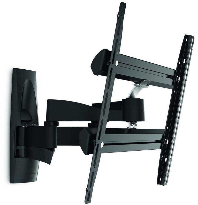 Vogels Wall 2250, Black кронштейн для ТВWALL2250Vogels Wall 2250 — поворотный кронштейн для телевизора с размером экрана до 55 дюймов (140 см). Кронштейн Wall 2250 подходит для телевизоров с размером экрана от 32 до 55 дюймов (от 81 до 140 см). Он надежно фиксирует телевизоры весом до 35 кг.Подходит для тяжелых телевизоров. Телевизоры с большим экраном могут быть очень тяжелыми. Прочные кронштейны Wall 2250 позволяют легко двигать даже самые тяжелые телевизоры. Создавая кронштейны серии Wall с четкими и современными очертаниями, дизайнеры Vogel's использовали сорокалетний опыт проектирования высоконадежного аудио и видео оборудования в Голландии. Результат — доступные и изящные настенные кронштейны с пожизненной гарантией. Просто выгодное приобретение.