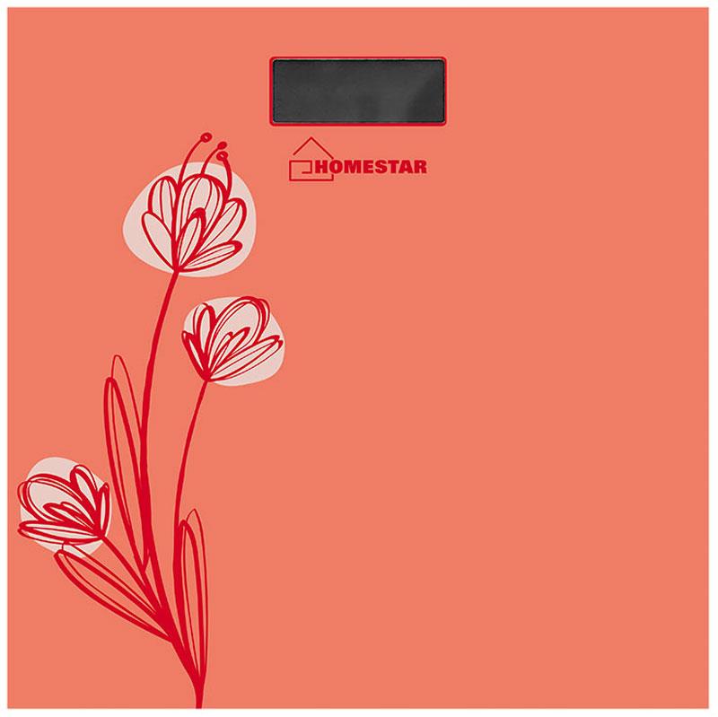 HomeStar HS-6001A напольные весы54 002956Напольные электронные весы HomeStar HS-6001 - неотъемлемый атрибут здорового образа жизни. Они необходимы тем, кто следит за своим здоровьем, весом, ведет активный образ жизни, занимается спортом и фитнесом. Очень удобны для будущих мам, постоянно контролирующих прибавку в весе, также рекомендуются родителям, внимательно следящим за весом своих детей. Размер платформы: 26 см х 26 см