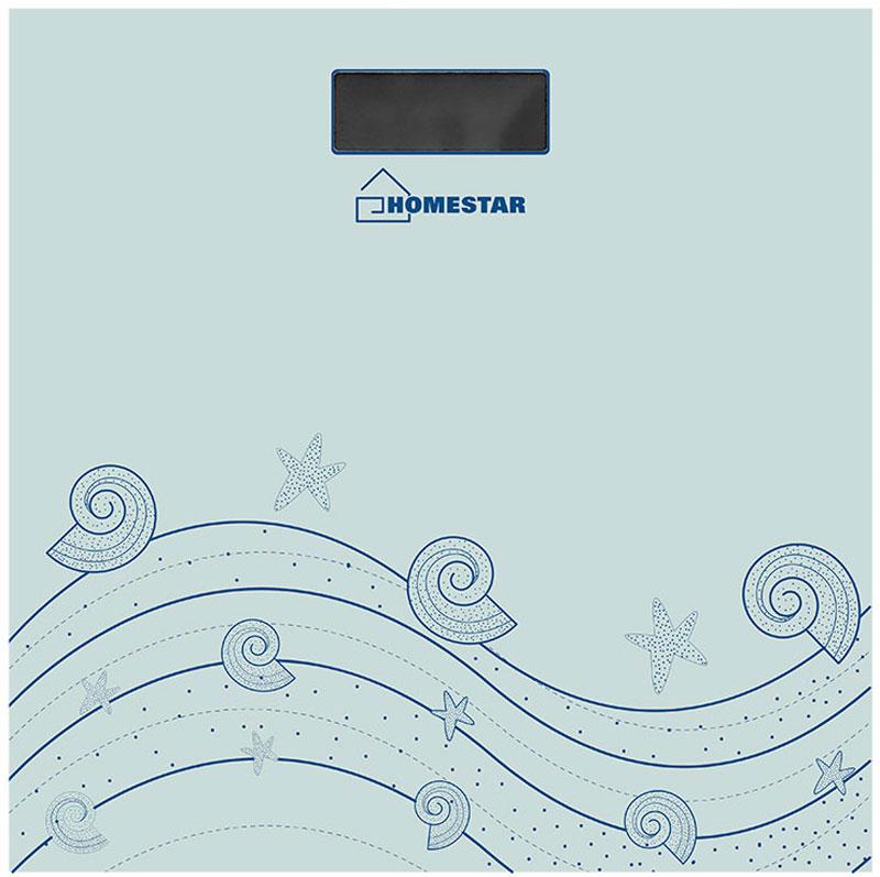 HomeStar HS-6001B напольные весы54 002957Напольные электронные весы HomeStar HS-6001 - неотъемлемый атрибут здорового образа жизни. Они необходимы тем, кто следит за своим здоровьем, весом, ведет активный образ жизни, занимается спортом и фитнесом. Очень удобны для будущих мам, постоянно контролирующих прибавку в весе, также рекомендуются родителям, внимательно следящим за весом своих детей. Размер платформы: 26 см х 26 см