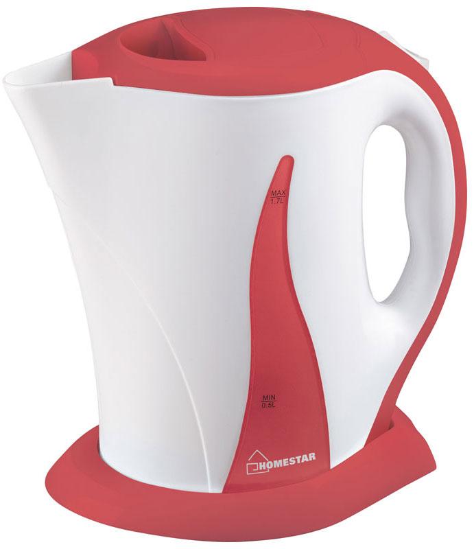 HomeStar HS-1003, White Coral электрический чайник