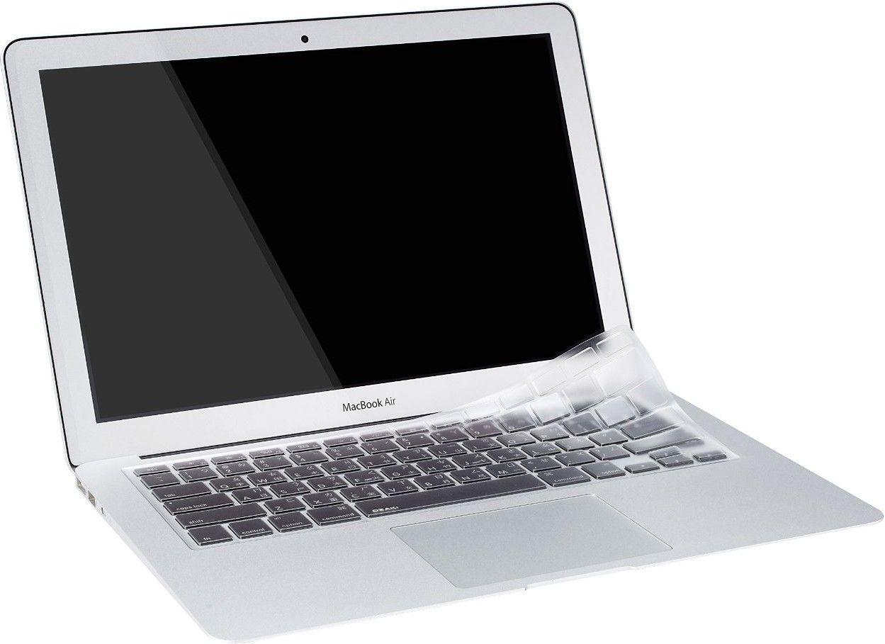 Ozaki O!macworm Sealed чехол на клавиатуру для MacBook Air 13, Pro Retina 13/15OA408