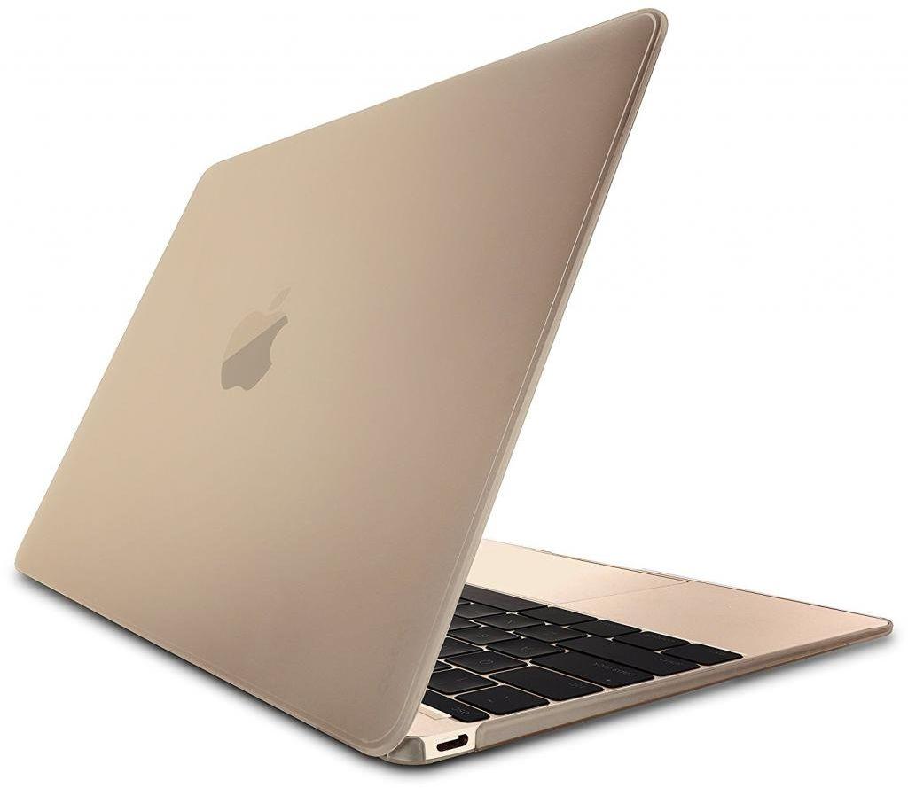 "Ozaki O!macworm TightSuit чехол-накладка для MacBook 12"", Transparent OA430TR"