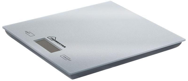 HomeStar HS-3006, Silver кухонные весы54 002815Кухонные электронные весы HomeStar HS-3006 - незаменимый помощник современной хозяйки. Они помогут точно взвесить любые продукты и ингредиенты. Кроме того, позволят людям, соблюдающим диету, контролировать количество съедаемой пищи и размеры порций. Предназначены для взвешивания продуктов с точностью измерения 1 грамм. Размер дисплея: 4,7 см х 1,8 см