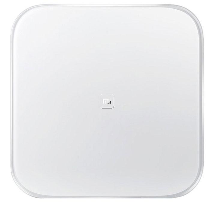 Xiaomi Mi Smart Scale, White весы напольныеMiSSWHXiaomi Mi Smart Scale созданы для того, чтобы показать, что ваши усилия не проходят даром. Неважно, совершаете ли вы утреннюю пробежку или выкладываетесь в тренажерном зале, преодолеваете километры во время шопинга или просто наводите порядок в доме, любая физическая нагрузка приносит свои плоды, которые вплоть до 50 г отобразятся на весах Xiaomi. Также поддерживается синхронизация с фирменным приложением Mi Fit, с помощью которого можно отслеживать график изменения веса и получать полезные рекомендации.
