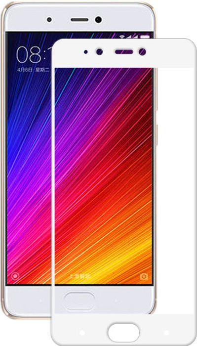 Untamo Full Screen Essence защитное стекло для Xiaomi Mi5S, WhiteUESPGFSXIMI5SWHЗащитное стекло Untamo Full Screen Essence полностью повторяет форму скругленного 2.5D экрана смартфона Xiaomi Mi5S. Защищает всю площадь экрана от царапин и механических воздействий. Олеофобное покрытие обеспечивает легкую очистку от отпечатков пальцев и приятные тактильные ощущения. Стекло надежно приклеивается к экрану, препятствует попаданию пыли и воздуха. Имеет долгий срок службы.