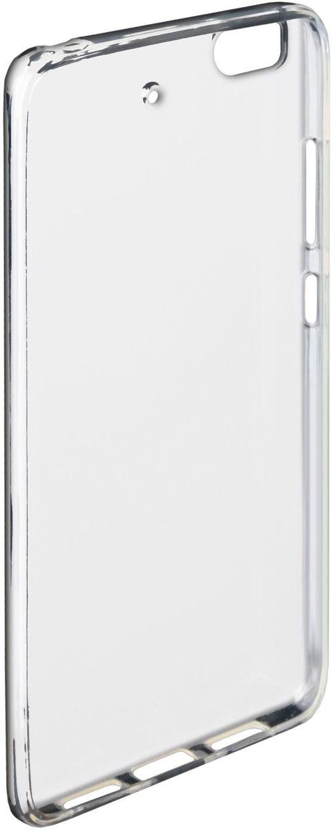 Untamo Gel чехол для Xiaomi Mi 5S, ClearUGCXIMI5STRУпругий материал Gel кейса надежно гасит удары средней и легкой интенсивности и защищает корпус от царапин. Рамка по периметру экрана исключает прямой контакт с различными поверхностями и царапание стекла мелкими частицами пыли. Вентилируемая внутренняя поверхность чехла предотвращает его запотевание. Тип чехла: накладка на заднюю панель. Управление смартфоном: фальшкнопками на чехле. Особенность конструкции: невидимая рельефная сетка от запотевания и прилипания. Материал: TPU (силикон).