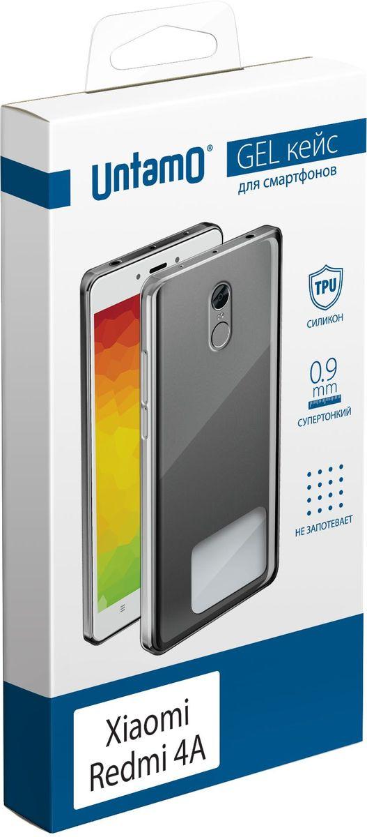 Untamo Gel чехол для Xiaomi Redmi 4A, ClearUGCXIREDMI4ATRУпругий материал Gel кейса надежно гасит удары средней и легкой интенсивности и защищает корпус от царапин. Рамка по периметру экрана исключает прямой контакт с различными поверхностями и царапание стекла мелкими частицами пыли. Вентилируемая внутренняя поверхность чехла предотвращает его запотевание. Тип чехла: накладка на заднюю панель. Управление смартфоном: фальшкнопками на чехле. Особенность конструкции: невидимая рельефная сетка от запотевания и прилипания. Материал: TPU (силикон).