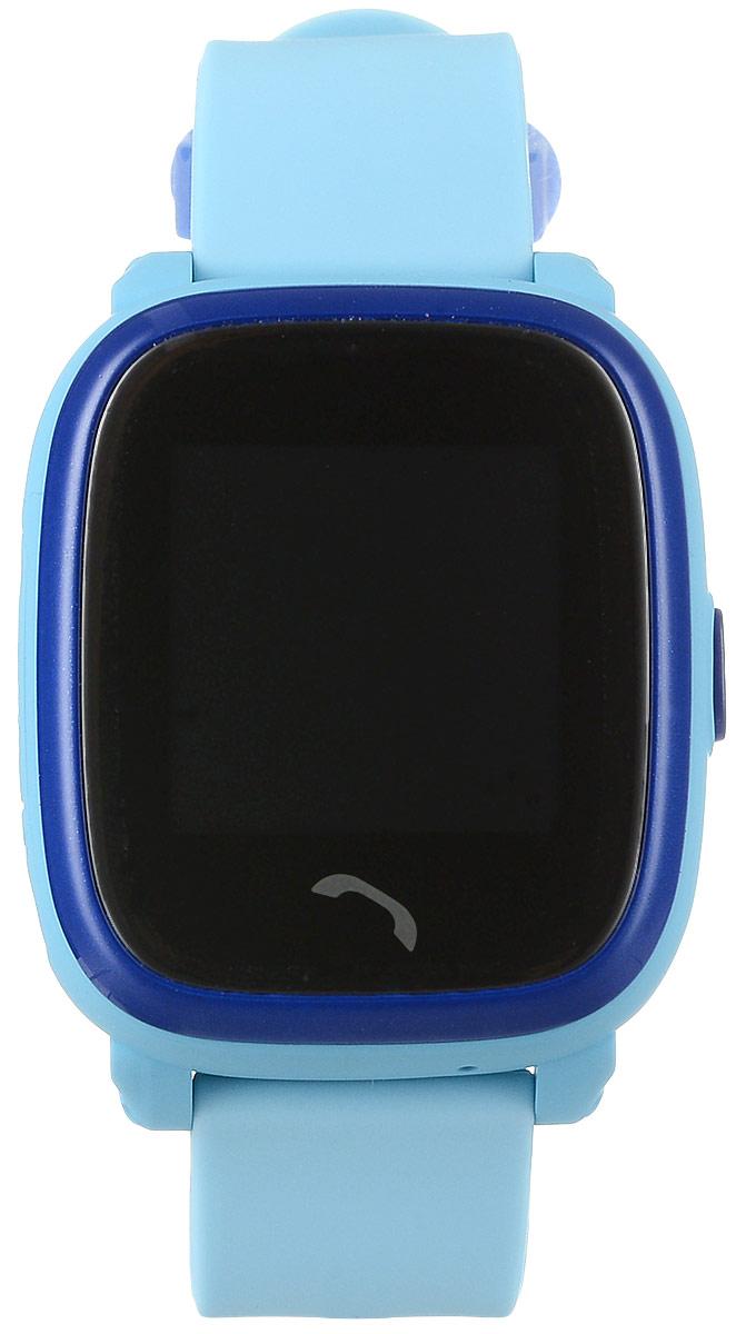 TipTop 400ВЦС, Blue детские часы-телефон00135Детские умные часы-телефон TipTop 400ВЦС с GPS-трекером созданы специально для детей и их родителей. С ними вы всегда будете знать, где находится ваш ребенок и что рядом с ним происходит. Управление часами происходит полностью через мобильное приложение, которое можно бесплатно скачать на AppStore или PlayMarket. Основные функции: Родители с помощью мобильного приложения всегда видят на карте, где находится их ребенок В часы вставляется сим-карта. Родители всегда могут позвонить на часы, также ребенок может позвонить с часов на 2 самых важных номера - мама, папа. Также можно разрешать или запрещать номерам звонить на часы, например, внести в список разрешенных звонков только номера телефонов близких и родных Родители могут слушать, что происходит рядом с ребенком - как няня обращается с ребенком, как ребенок отвечает на уроках Датчик снятия с руки - если ребенок снимет часы, то автоматически на телефон родителя придет...