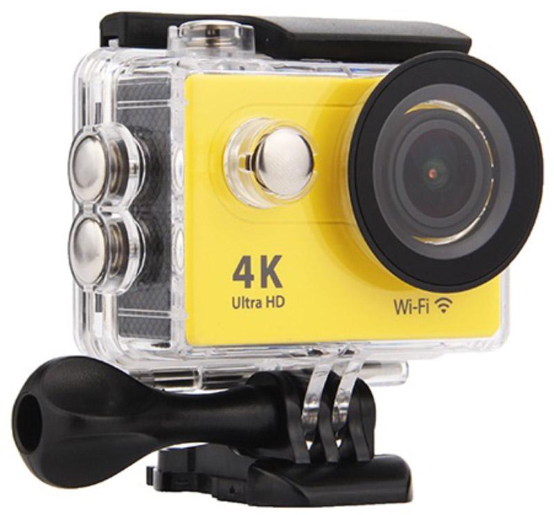 Eken H8R Ultra HD, Yellow экшн-камераH8R YELLOW