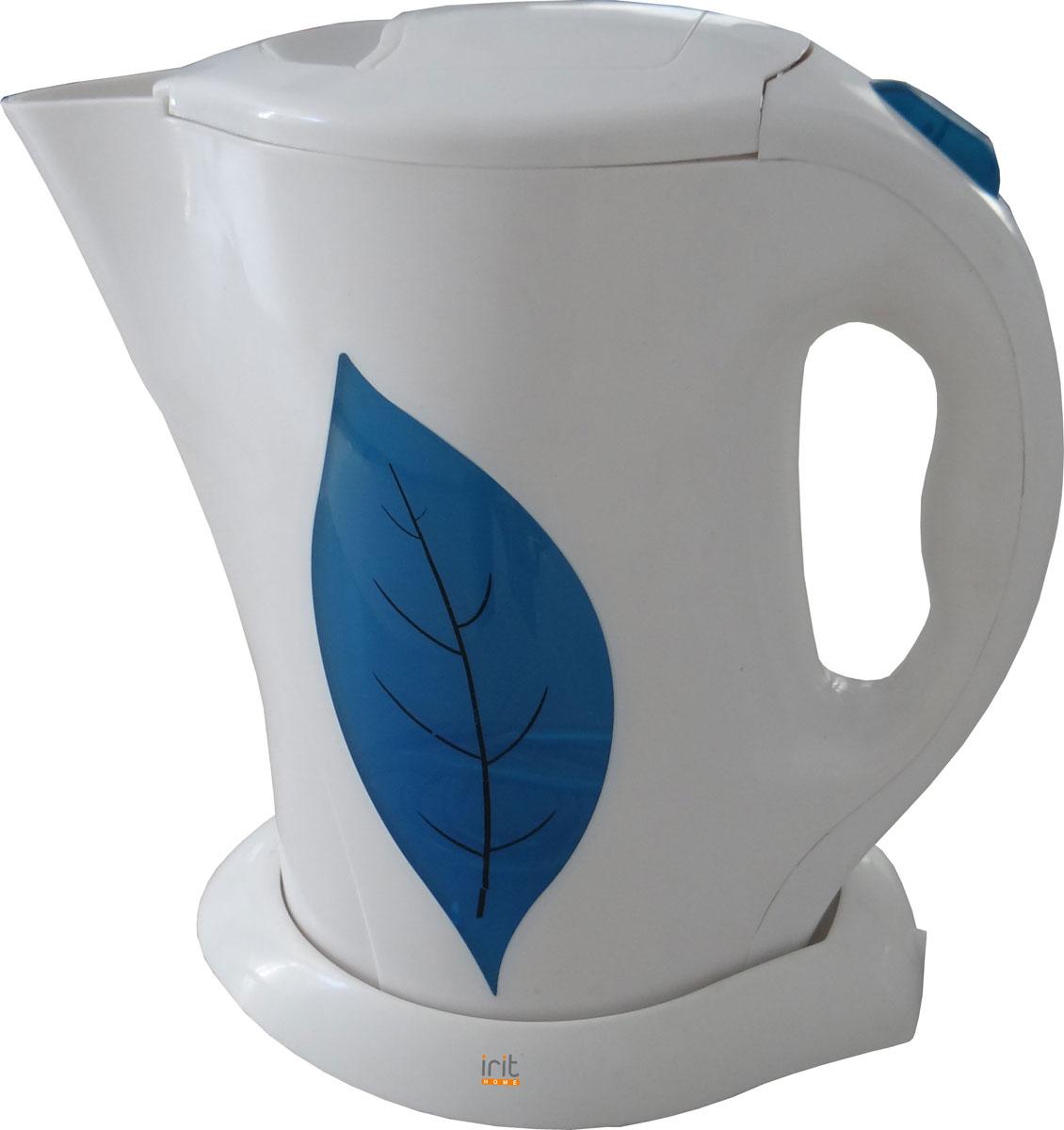 Irit IR-1110 электрический чайник79 01198Электрический чайник Irit IR-1110 прост в управлении и долговечен в использовании. Изготовлен из высококачественных материалов. Прозрачное окошко позволяет определить уровень воды. Мощность 1850 Вт вскипятит 1,7 литра воды в считанные минуты. Для обеспечения безопасности при повседневном использовании предусмотрены функция автовыключения, а также защита от включения при отсутствии воды.
