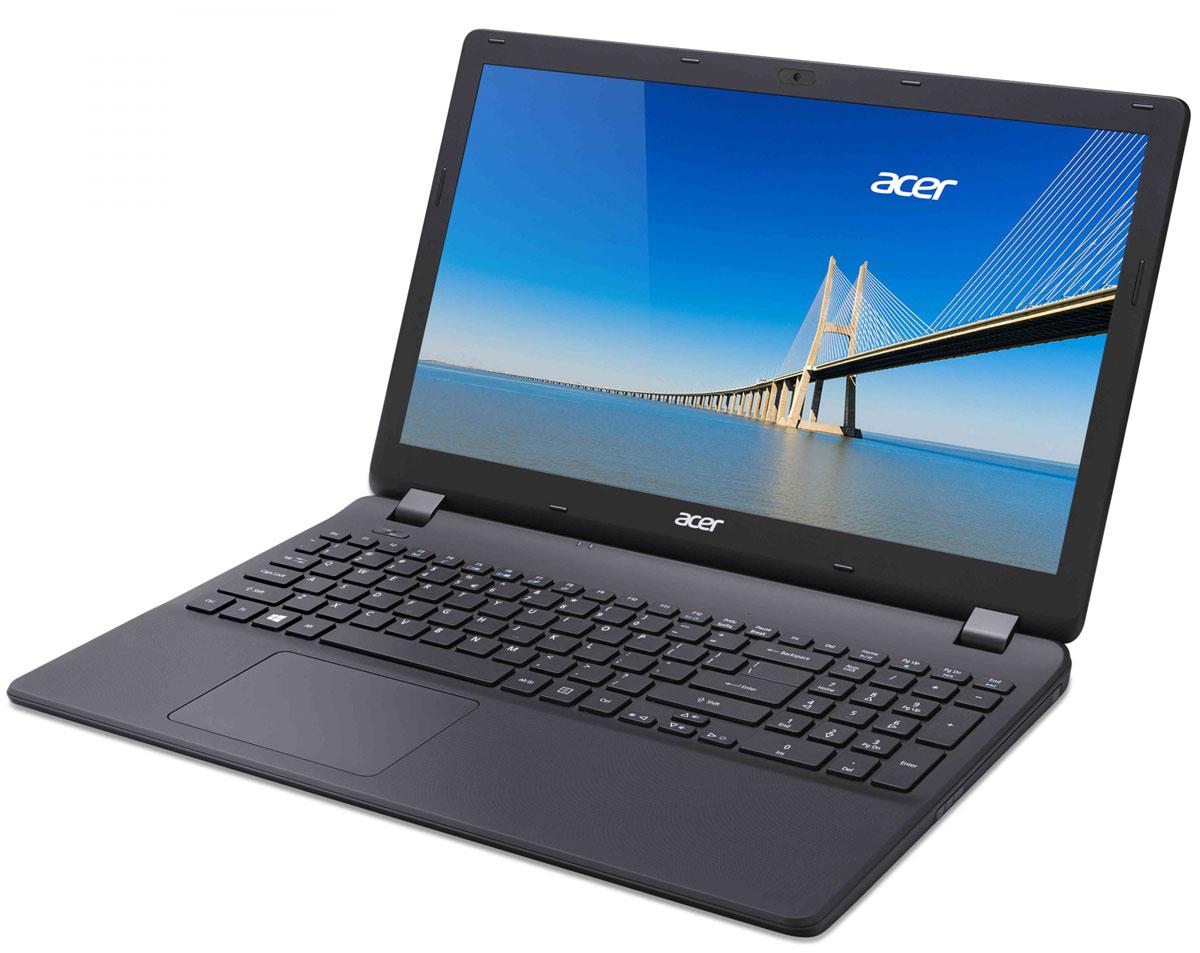 Acer Extensa EX2530-C317, Black (NX.EFFER.009)NX.EFFER.009Acer Extensa EX2530 - идеальный ноутбук для бизнеса. Благодаря компактному дизайну и проверенным временем технологиям, которые используются в ноутбуках этой серии, вы справитесь со всеми деловыми задачами, где бы вы ни находились. Тонкий корпус и длительная работа без подзарядки - вот что необходимо пользователям ноутбуков. Acer Extensa EX2530 является одним из самых тонких устройств в своем классе и сочетает в себе невероятно удобный 15,6-дюймовый дисплей и потрясающую производительность. Наслаждайтесь качеством мультимедиа благодаря светодиодному дисплею с высоким разрешением и непревзойденной графике во время игры или просмотра фильма онлайн. Ноутбуки Aspire EX полностью соответствуют высоким аудио- и видеостандартам для работы со Skype. Благодаря оптимизированному аппаратному обеспечению ваша речь воспроизводится четко и плавно - без задержек, фонового шума и эха. Благодаря усовершенствованному цифровому микрофону и высококачественным...