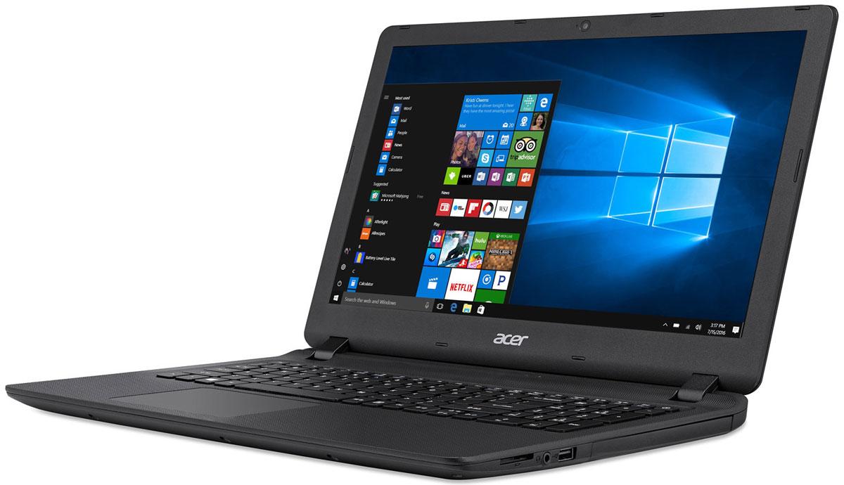 Acer Extensa EX2540-51WG, BlackEX2540-51WGAcer Extensa EX2540 - идеальный ноутбук для бизнеса. Благодаря компактному дизайну и проверенным временем технологиям, которые используются в ноутбуках этой серии, вы справитесь со всеми деловыми задачами, где бы вы ни находились. Тонкий корпус и длительная работа без подзарядки - вот что необходимо пользователям ноутбуков. Acer Extensa является одним из самых тонких устройств в своем классе и сочетает в себе невероятно удобный 15,6-дюймовый дисплей и потрясающую производительность. Наслаждайтесь качеством мультимедиа благодаря светодиодному дисплею с высоким разрешением и непревзойденной графике во время игры или просмотра фильма онлайн. Ноутбуки Aspire EX полностью соответствуют высоким аудио- и видеостандартам для работы со Skype. Благодаря оптимизированному аппаратному обеспечению ваша речь воспроизводится четко и плавно - без задержек, фонового шума и эха. Оцените улучшенную поддержку жеста щипок, а также прокрутки и навигации по...