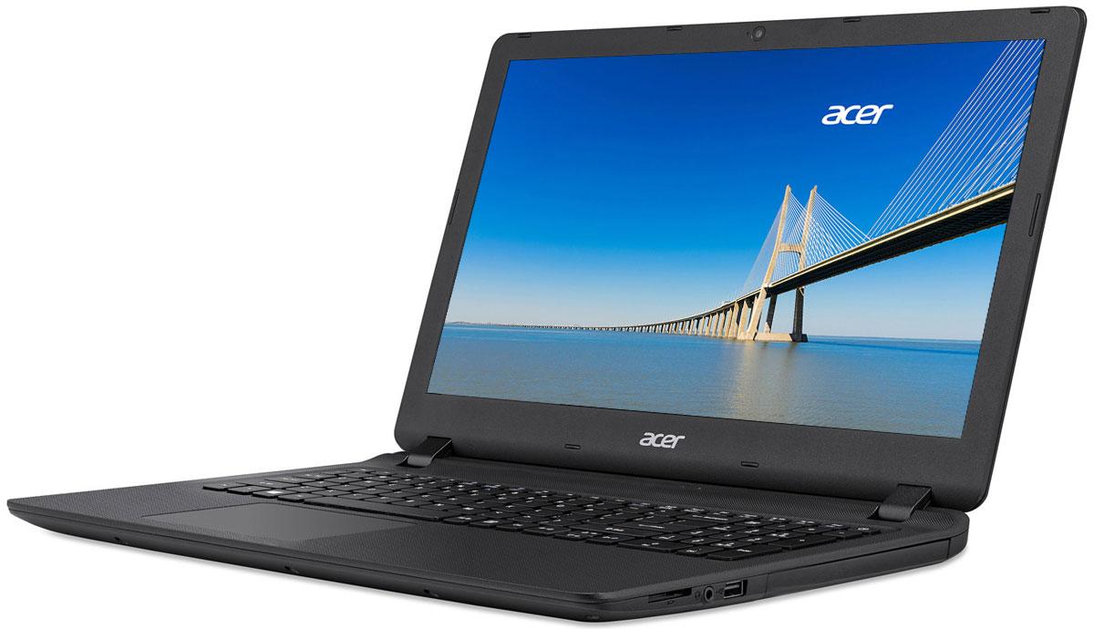 Acer Extensa EX2540-53CE, Black (NX.EFGER.003)NX.EFGER.003Acer Extensa EX2540 - идеальный ноутбук для бизнеса. Благодаря компактному дизайну и проверенным временем технологиям, которые используются в ноутбуках этой серии, вы справитесь со всеми деловыми задачами, где бы вы ни находились. Тонкий корпус и длительная работа без подзарядки - вот что необходимо пользователям ноутбуков. Acer Extensa является одним из самых тонких устройств в своем классе и сочетает в себе невероятно удобный 15,6-дюймовый дисплей и потрясающую производительность. Наслаждайтесь качеством мультимедиа благодаря светодиодному дисплею с высоким разрешением и непревзойденной графике во время игры или просмотра фильма онлайн. Ноутбуки Aspire EX полностью соответствуют высоким аудио- и видеостандартам для работы со Skype. Благодаря оптимизированному аппаратному обеспечению ваша речь воспроизводится четко и плавно - без задержек, фонового шума и эха. Оцените улучшенную поддержку жеста щипок, а также прокрутки и навигации по...