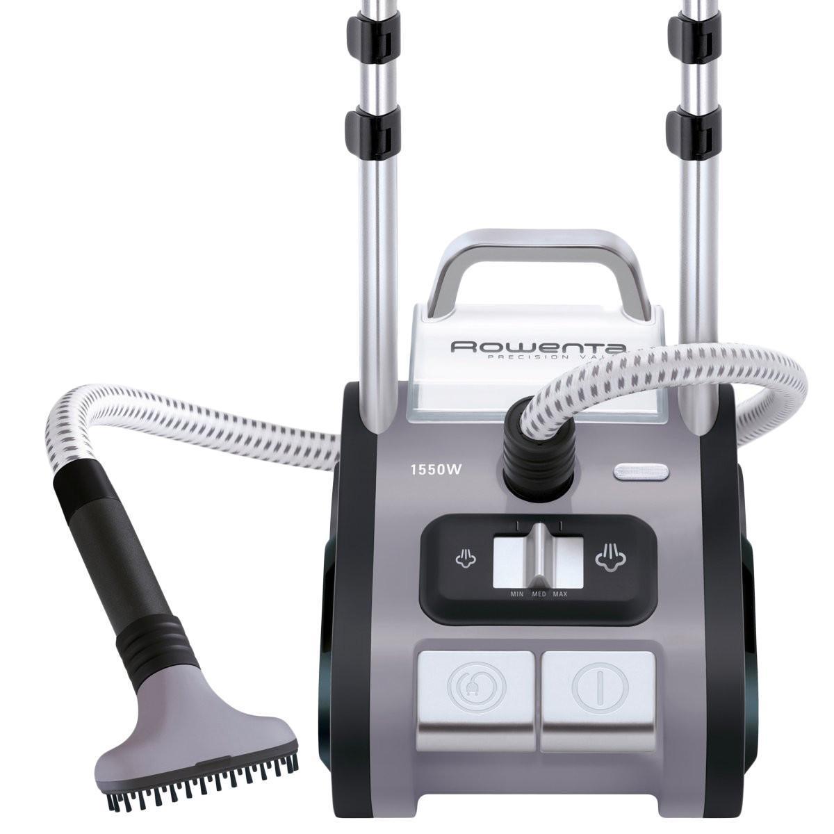 Rowenta IS9100D1 отпаривательIS9100D1Отпариватель Rowenta IS9100D1 не только качественно отпаривает ткань, но и освежает ее, устраняя бактерии и запахи. Производительность подачи пара составляет 30 г/мин, а также ее можно отрегулировать с помощью 3 позиций установки. Rowenta IS9100D1 будет готов к работе уже через 60 секунд! Имеет два отсека для хранения насадок. Вещи можно вешать на удобные плечики. Резервуар для воды легко снимается. Также доступна функция автоматического сматывания шнура.