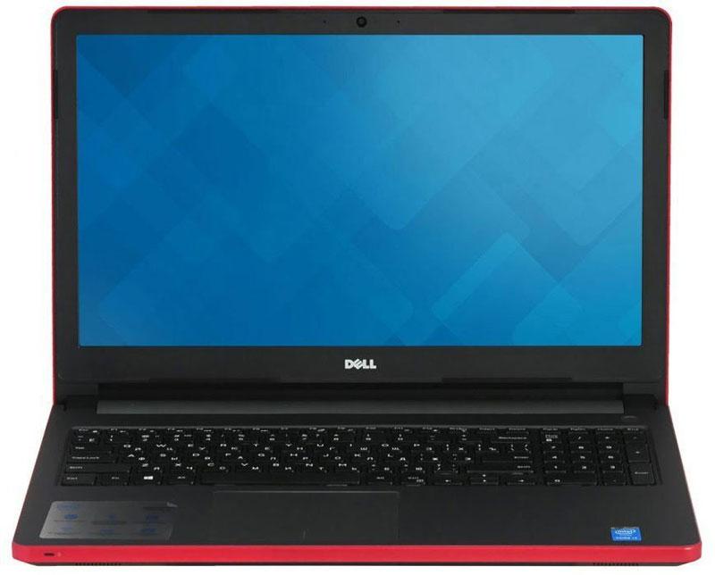 Dell Inspiron 5 (8586), Red5-8586Ноутбук Dell Inspiron 5 невероятно портативен, поэтому вы можете эффективно работать и оставаться на связи в любой точке мира. Его корпус отличается тонкой (всего 23,3 мм) и легкой конструкцией, а также удобно открывается. Благодаря выделенному графическому адаптеру AMD Radeon R7 M445 с памятью GDDR5 объемом 4 Гбайта и новейшим процессорам AMD A10 вы получаете высокую производительность без задержки, что гарантирует плавное воспроизведение музыки и видео при фоновом выполнении других программ. Сделайте Dell Inspiron 5 своим узлом связи. Поддерживать связь с друзьями и родственниками никогда не было так просто благодаря надежному WiFi-соединению и Bluetooth 4.0, встроенной HD веб-камере высокой четкости, ПО Skype и 15,6-дюймовому экрану, позволяющему почувствовать себя лицом к лицу с близкими. Абсолютное удобство просмотра на дисплее с разрешением HD. Наслаждайтесь превосходным изображением на большом экране с диагональю 15 дюймов,...