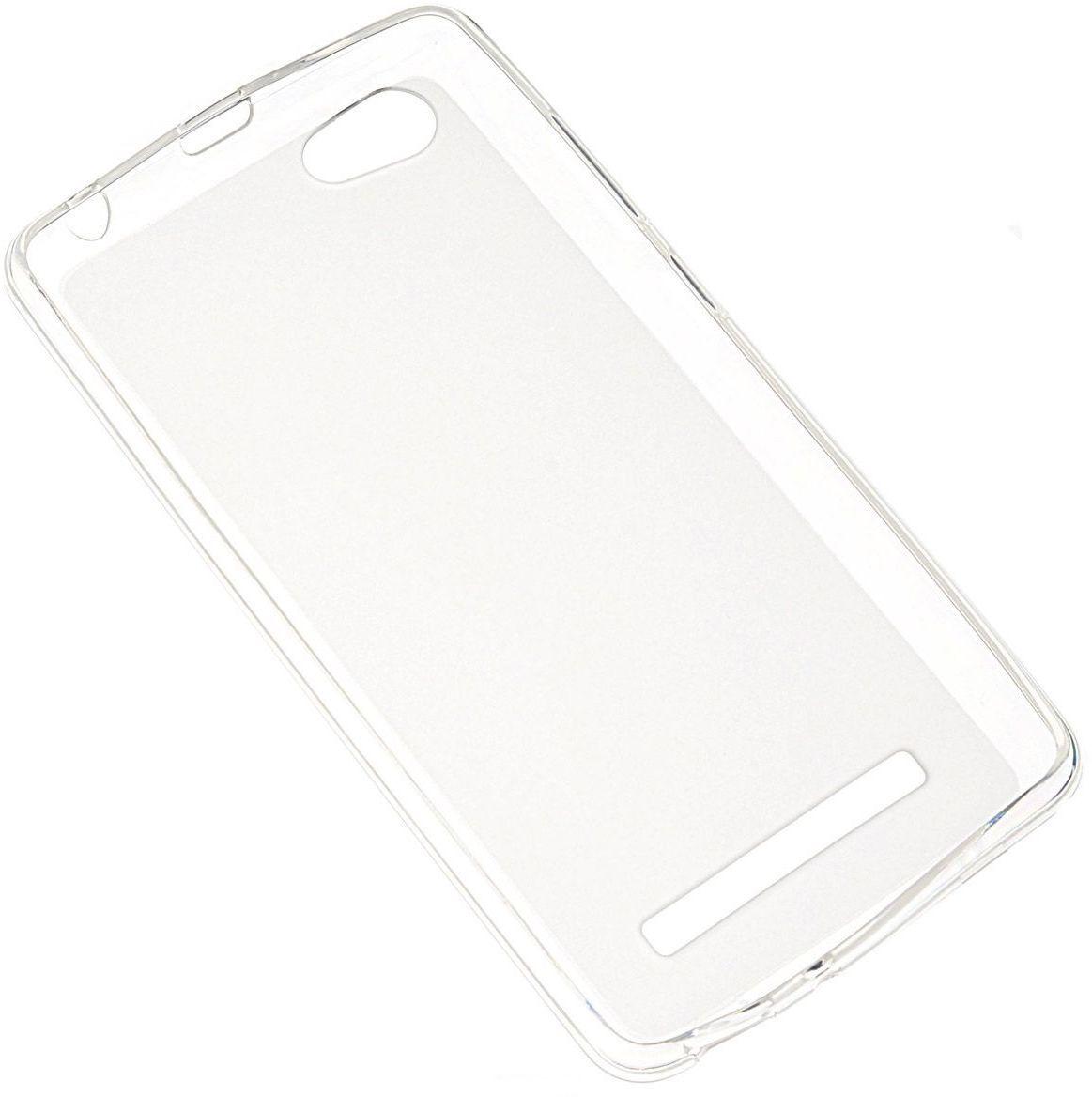 Skinbox Slim Silicone чехол для Phillips S386, Transparent2000000132327Чехол надежно защищает ваш смартфон от внешних воздействий, грязи, пыли, брызг. Он также поможет при ударах и падениях, не позволив образоваться на корпусе царапинам и потертостям. Чехол обеспечивает свободный доступ ко всем функциональным кнопкам смартфона и камере.