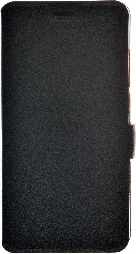 Prime Book чехол для ASUS Zenfone 3 Ze553Kl Zoom, Black2000000132228Чехол надежно защищает ваш смартфон от внешних воздействий, грязи, пыли, брызг. Он также поможет при ударах и падениях, не позволив образоваться на корпусе царапинам и потертостям. Чехол обеспечивает свободный доступ ко всем функциональным кнопкам смартфона и камере.