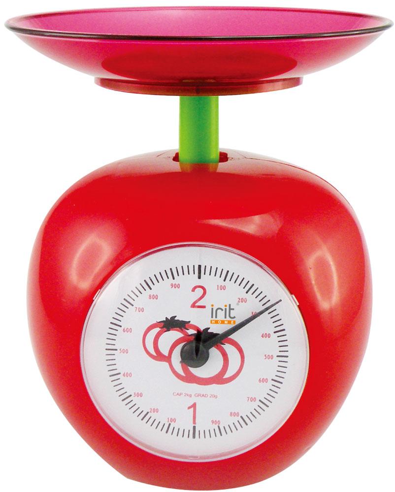 Irit IR-7132 кухонные весы79 01684Кухонные весы Irit IR-7132 - незаменимый помощник современной хозяйки. Они помогут точно взвесить любые продукты и ингредиенты. Кроме того, позволят людям, соблюдающим диету, контролировать количество съедаемой пищи и размеры порций. Предназначены для взвешивания продуктов с точностью измерения до 20 граммов.