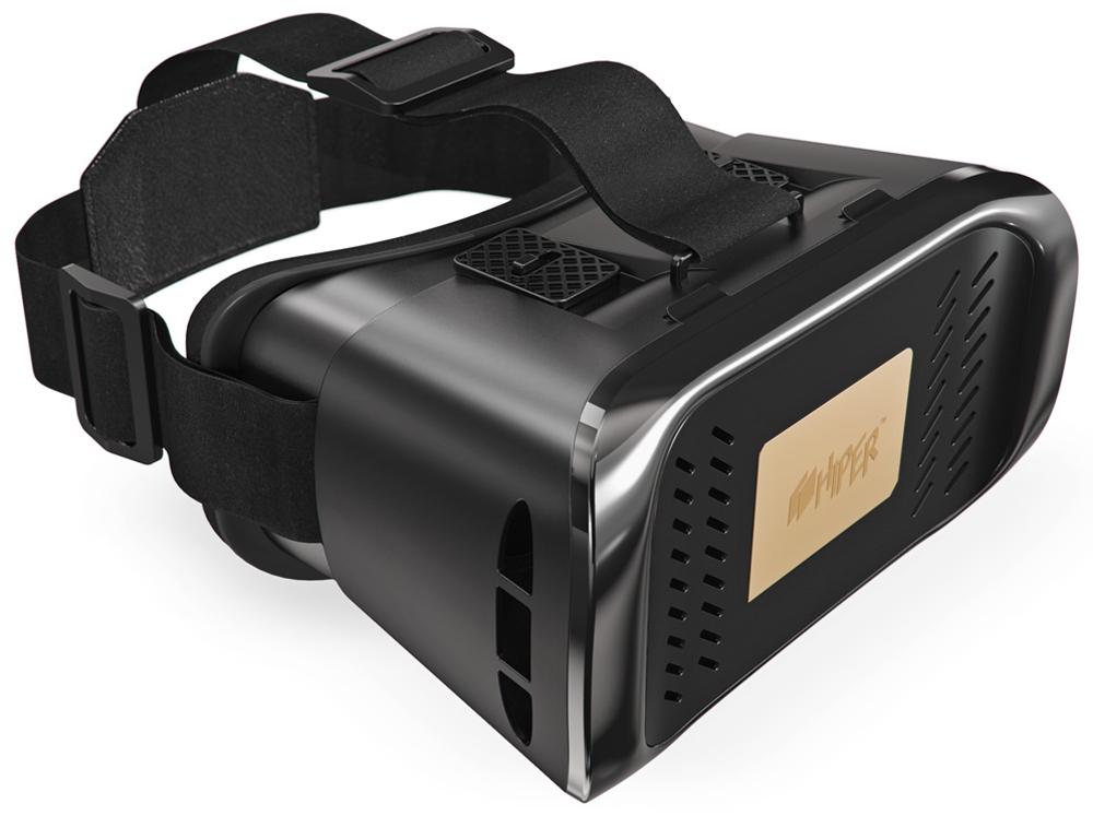 Hiper VRX очки виртуальной реальностиVRXПогрузиться в яркий искусственный мир теперь стало максимально просто с очками виртуальной реальности Hiper VRX. Стильный девайс с асферическими акриловыми линзами диаметром 42 мм обеспечивает четкую и насыщенную картинку с плавным движением при поворотах головы. Линзы поддерживают регулировку межфокусного расстояния. Угол обзора устройства равен 90 градусам. Очки виртуальной реальности совместимы со смартфонами на iOS и Android с дисплеем 4,3-6 дюймов. Тип линз: асферические акриловые линзы. Угол обзора: 90 градусов Магнитная кнопка управления дополнительными функциями приложений Гелевый мат для удержания смартфона Амбушюры по краю маски Регулируемый ремешок Регулируемое расстояние до виртуального экрана 44-53 мм Регулировка межфокусного расстояния 60-67 мм