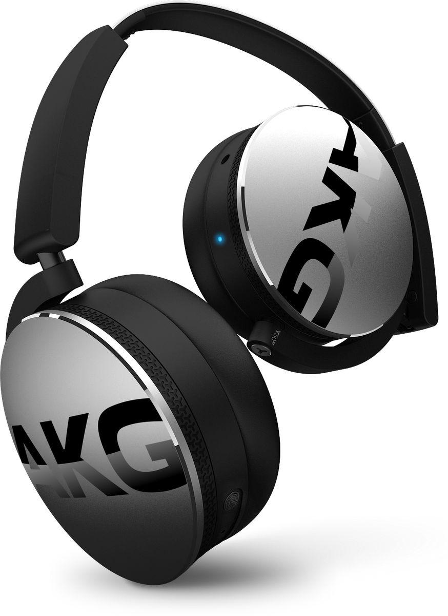 AKG Y50BT, Silver беспроводные наушникиY50BTSLV
