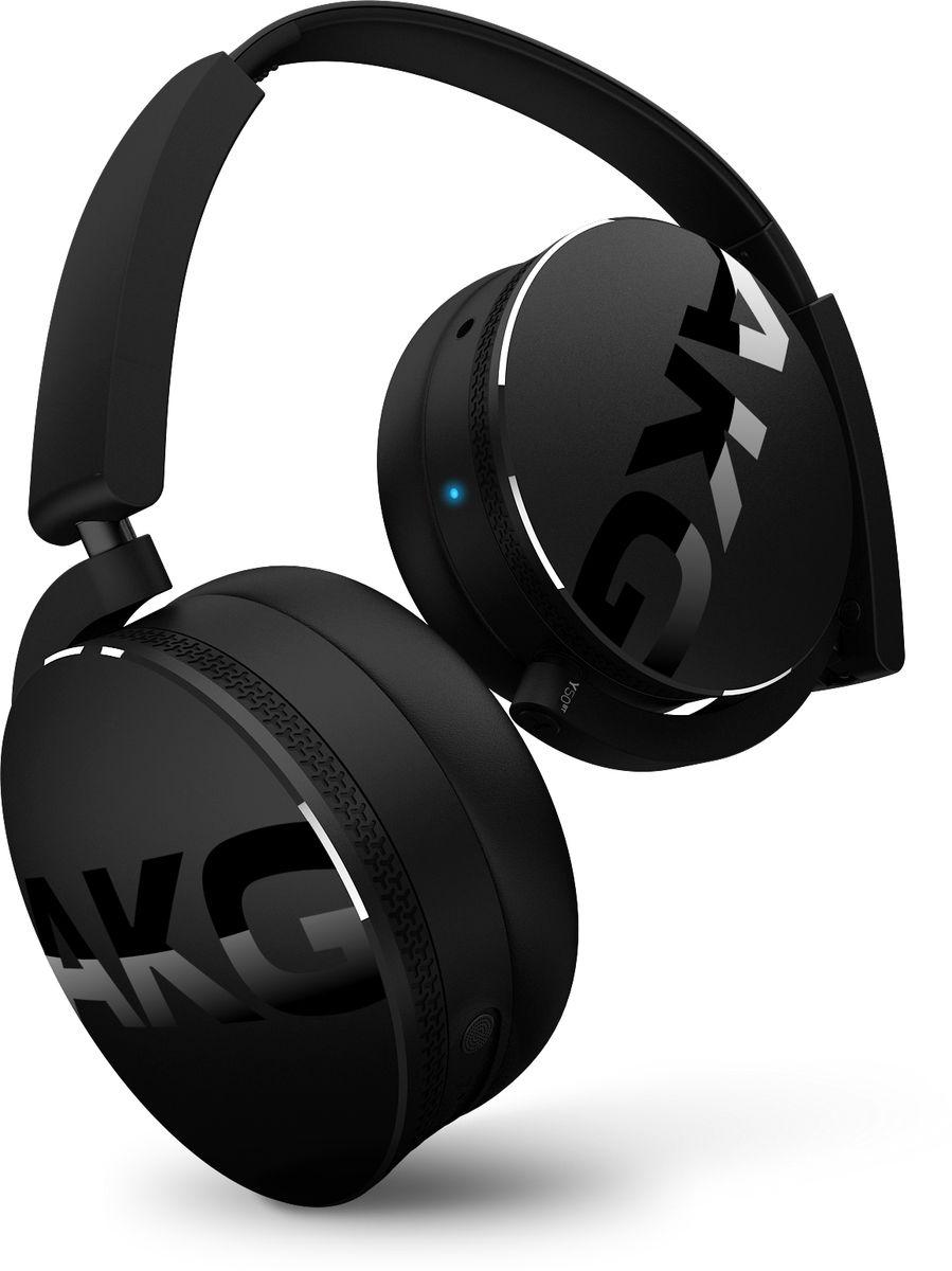 AKG Y50BT, Black беспроводные наушникиY50BTBLK