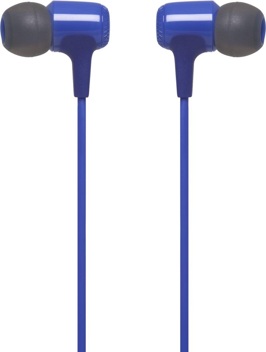 JBL E15, Blue наушникиJBLE15BLU