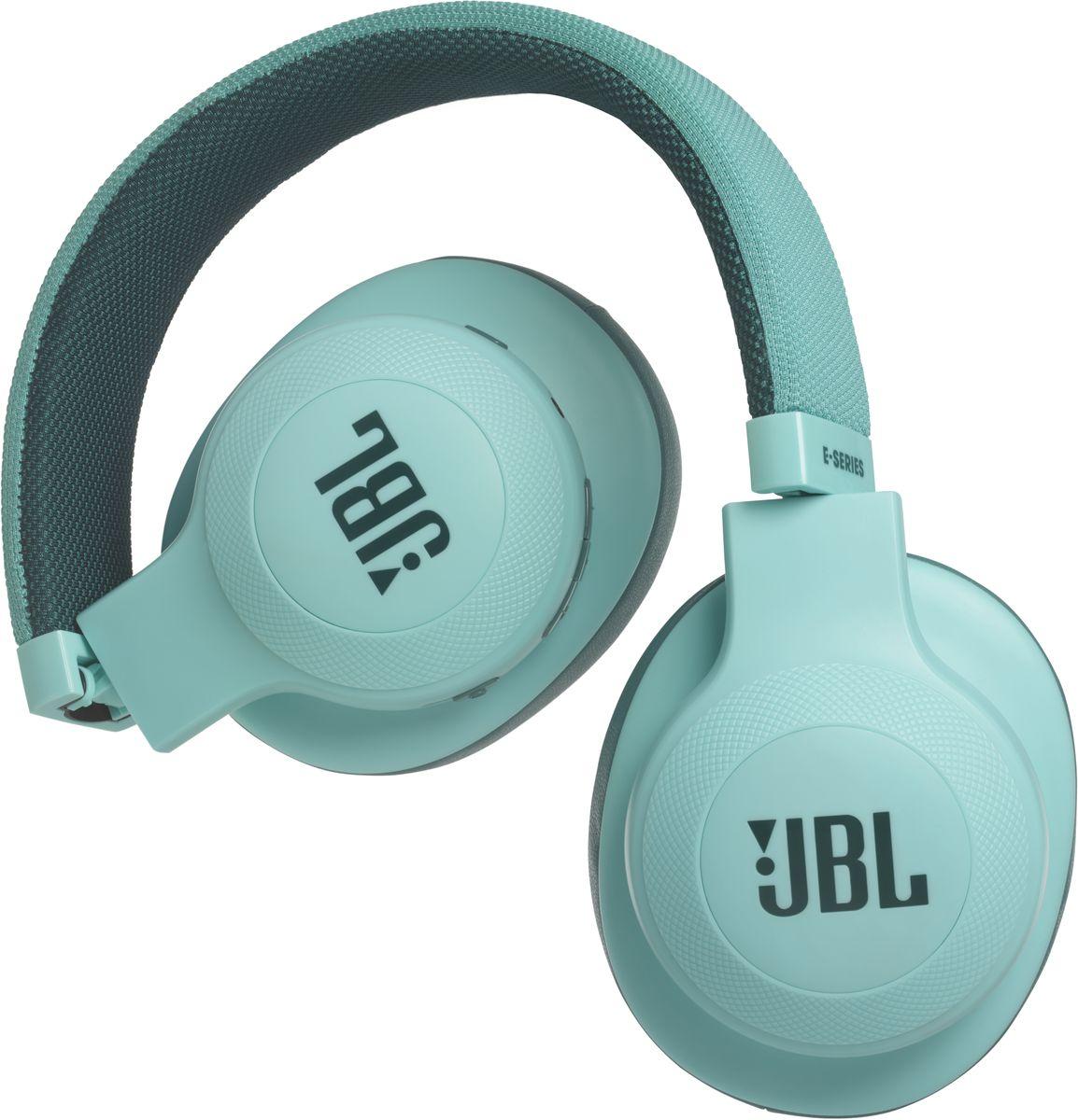 JBL E55BT, Teal беспроводные наушникиJBLE55BTTEL
