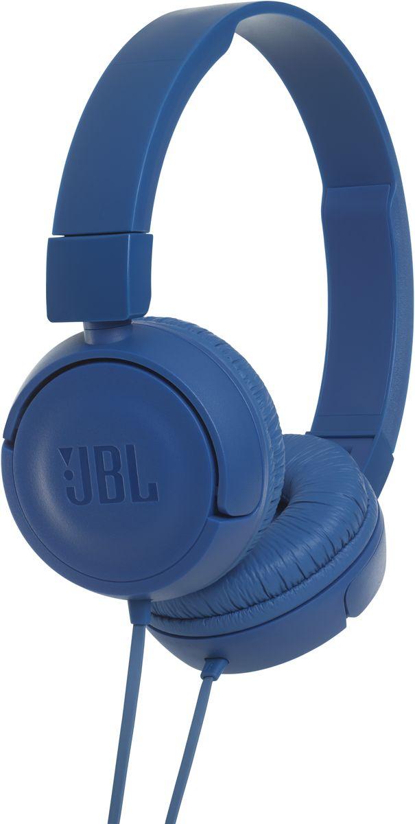 JBL T450, Blue наушникиJBLT450BLU