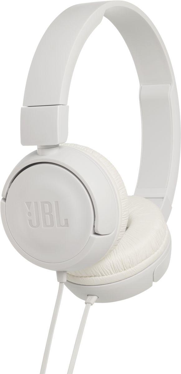 JBL T450, White наушникиJBLT450WHT
