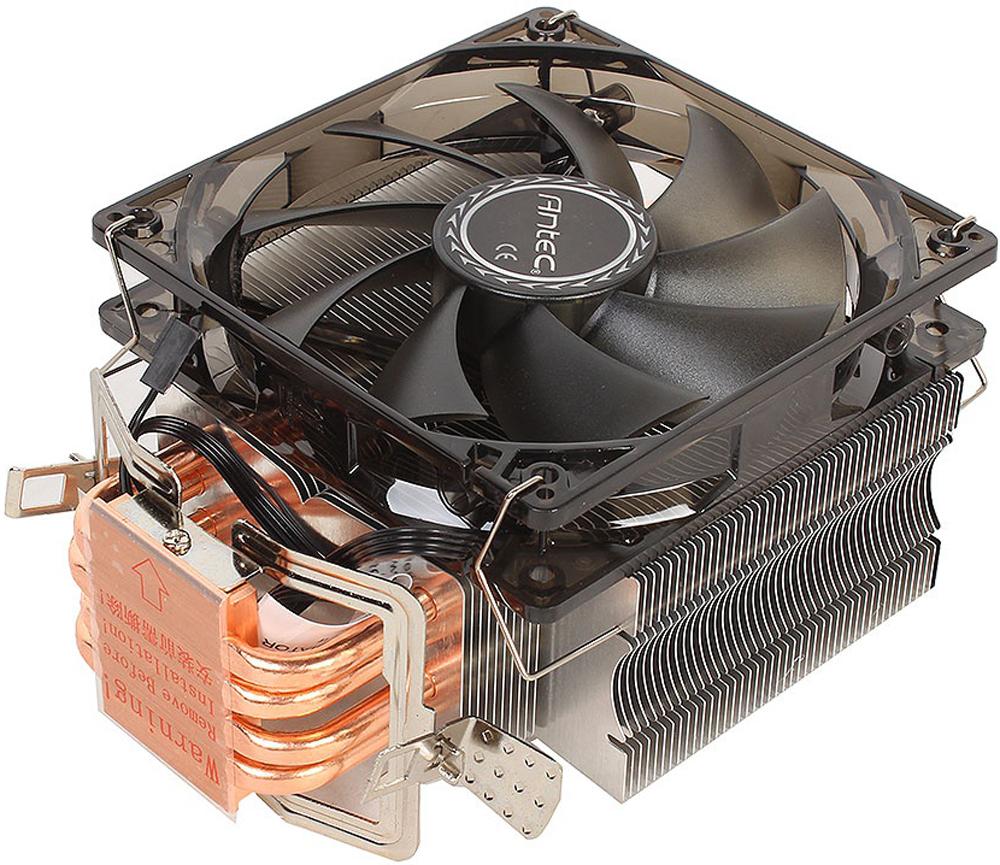 Antec C400 система охлаждения для процессора 0-761345-10920-8