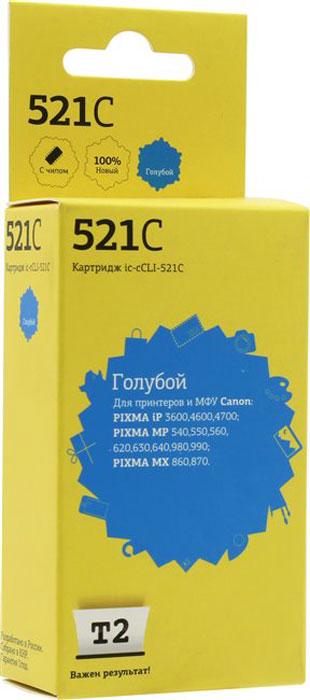 T2 IC-CCLI-521C картридж для Canon PIXMA iP3600/4600/4700/MP540/620/630/980, CyanIC-CCLI-521CКартридж с чипом T2 IC-CCLI-521 с чернилами для принтеров и МФУ Canon. Картридж собран из японских комплектующих и протестирован по стандарту STMC. Совместимость: Canon MX870; Canon PIXMA MP540, MP550, MP560, MP620, MP630, MP640, MP980, MP990, iP3600, iP4600, iP4700 Картридж с серыми чернилами подходит только для Canon PIXMA MP980, MP990