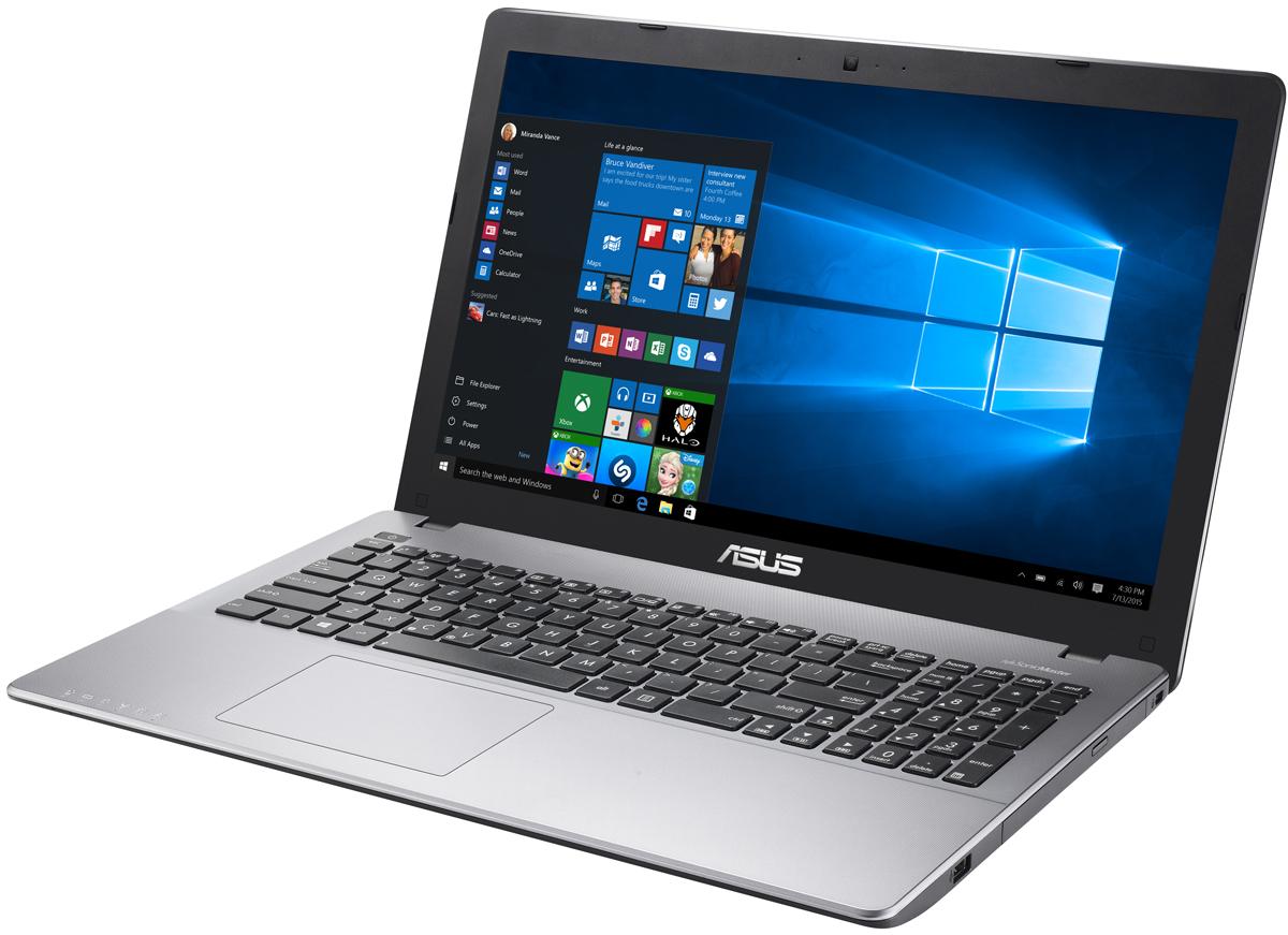 ASUS X550ZE, Dark Grey (X550ZE-XX216T)90NB06Y2-M03350Ноутбук ASUS X550ZE отличается от своих предшественников еще более тонким корпусом с красивой отделкой. Большой мультисенсорный тачпад, интерфейс USB 3.0 и система охлаждения IceCool делает его незаменимыми инструментом для повседневной работы. ASUS X550ZE прекрасно подходит и для развлечений, и для продуктивной работы. Процессор от AMD наделяют модель X550ZE прекрасной производительностью, функция Instant On обеспечивает быстрый выход из спящего режима, а интерфейс USB 3.0 служит для высокоскоростной передачи файлов. Высокая процессорная мощность гарантирует быструю работу любых, даже самых ресурсоемких приложений. Эксклюзивная система управления энергопотреблением Super Hybrid Engine II позволяет ноутбуку выходить из спящего режима всего за пару секунд, причем в режиме сна он может пробыть до двух недель без подзарядки. Если же уровень заряда батареи опустится ниже 5%, произойдет автоматическое сохранение всех открытых файлов, чтобы избежать...
