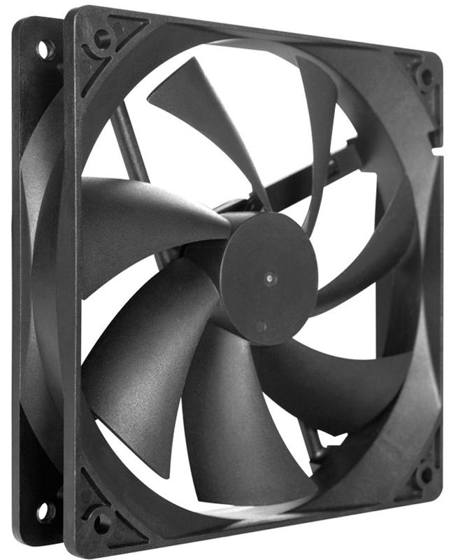 Antec TwoCool 120 вентилятор компьютерный0-761345-75246-6Давно известная и доказавшая свою высокую эффективность, запатентованная технология компании Antec по снижению шума QuietComputing, представлена в новом 120 мм вентиляторе TwoCool! Удобный 2-х позиционный регулятор скорости вращения позволит пользователям легко выбрать между бесшумностью (600 RPM) и максимальным охлаждением (1200 RPM), в то время как специальные подшипники обеспечат тихую работу, даже при максимальной нагрузке. Низкий уровень шума и высокий коэффициент охлаждения, обеспечиваемый вентилятором TwoCool 120, улучшит поток воздуха системы даже на самых низких скоростях. Вентилятор Antec TwoCool 120 , 120x120x25 мм, 3-PIN, 600/1200 об.мин, 17,0/23,70 dBA