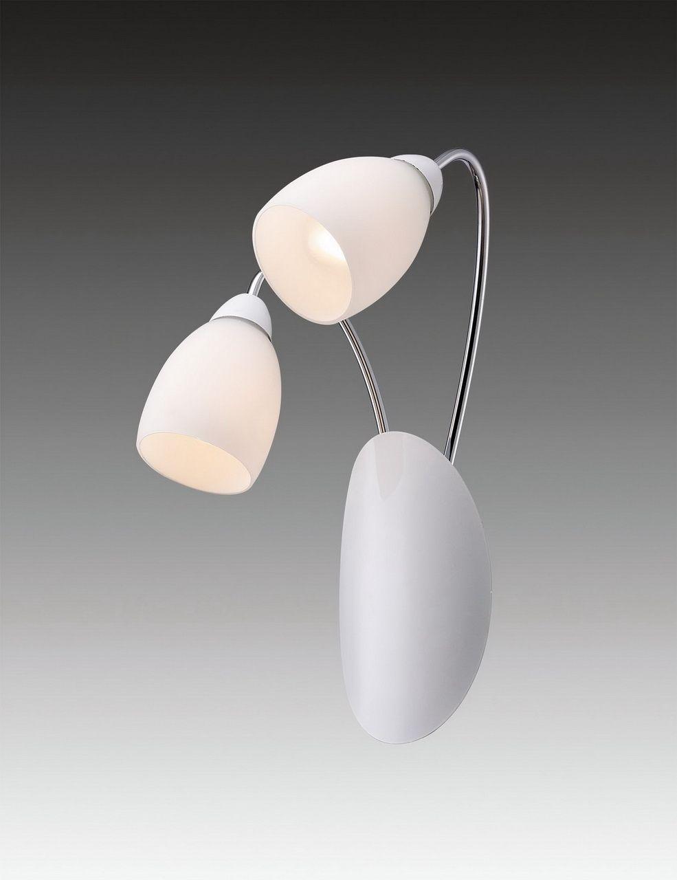 Бра Favourite Blanca, 2 х E14, 40. 1042-2W1042-2W