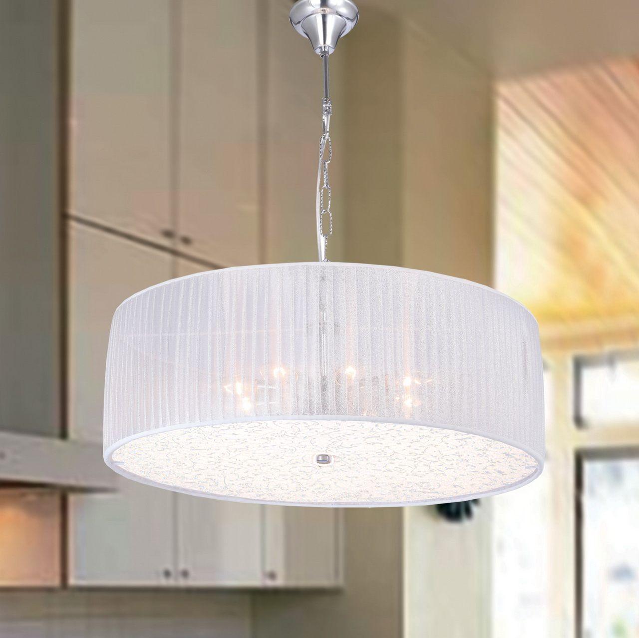 Светильник подвесной Favourite Grace, 8 х E14, 15. 1083-8P1083-8P