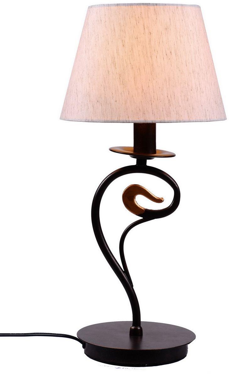 Лампа настольная Favourite Paralumi, 1 х E14, 40. 1147-1T1147-1T