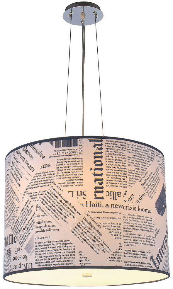Светильник подвесной Favourite Giornale, 6 х E27, 25. 1271-6PC1271-6PC