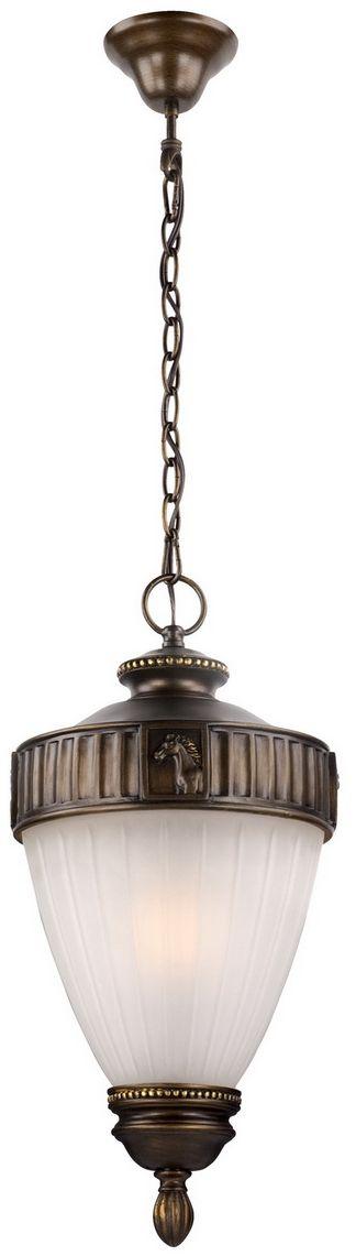Светильник уличный подвесной Favourite Guards, 1 х E27, 60. 1335-1P11335-1P1