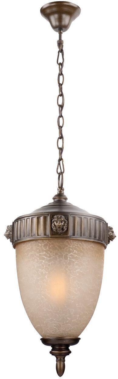 Светильник уличный подвесной Favourite Guards, 1 х E27, 60. 1336-1P1336-1P