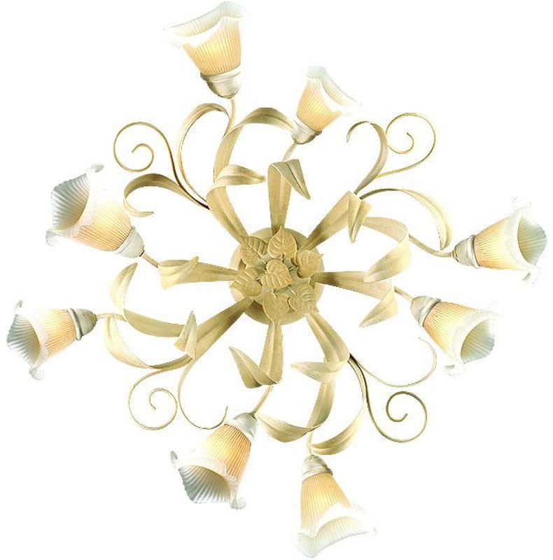 Люстра потолочная Favourite Fioraia, 8 х E14, 40W. 1372-8U1372-8U