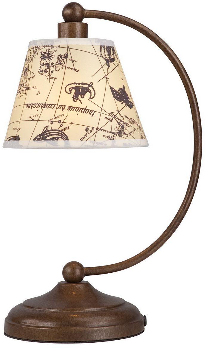 Лампа настольная Favourite Giro, 1 х E14, 40. 1393-1T1393-1T