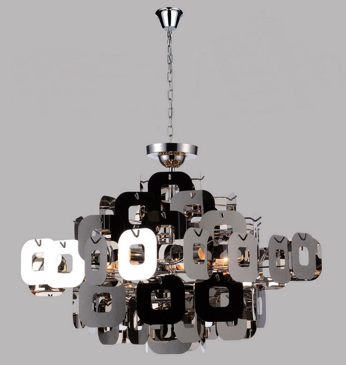 Люстра подвесная Favourite Chromic-pieces, 6 х E14, 40W. 1425-6PC1425-6PC