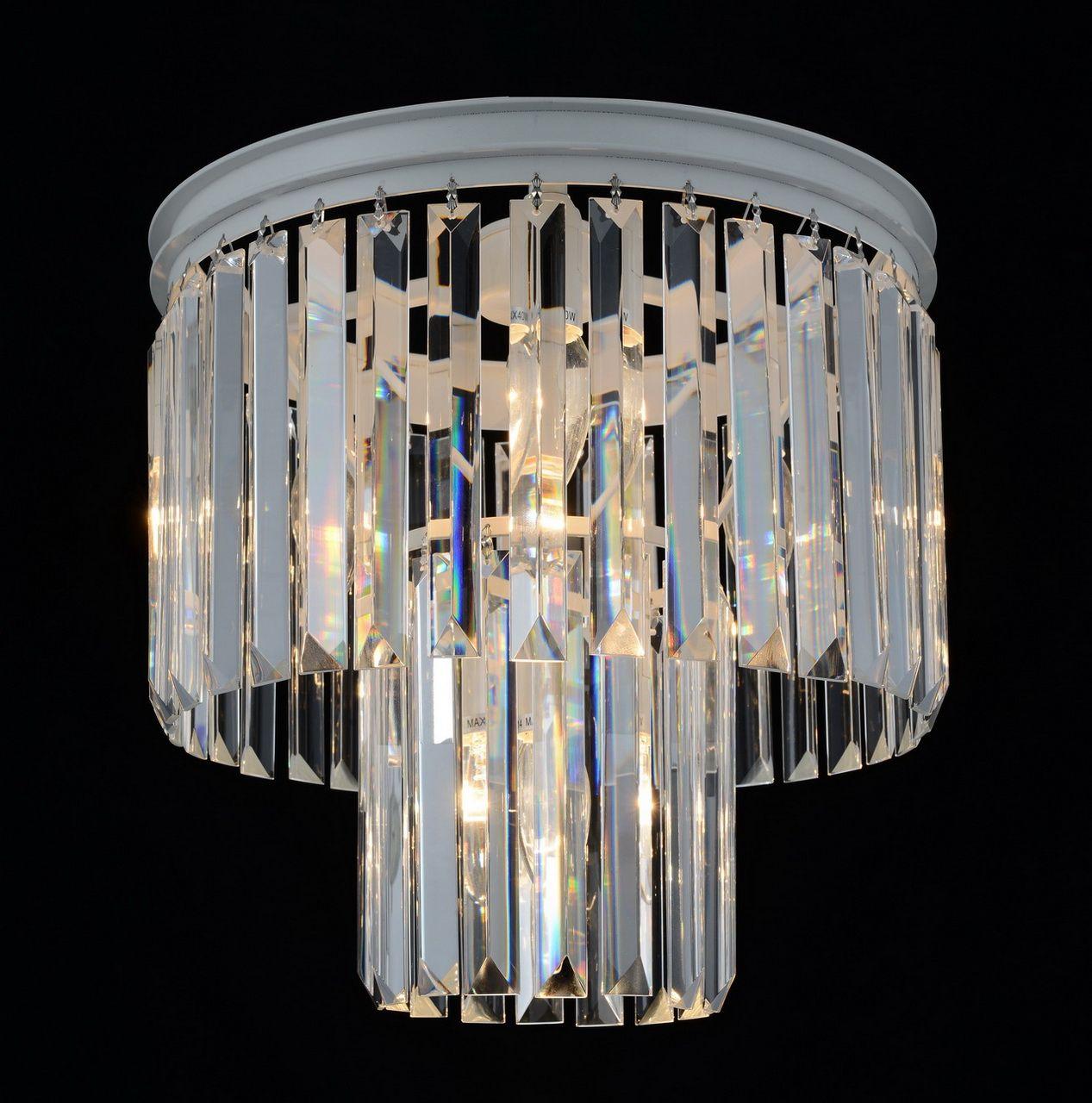 Светильник потолочный Favourite Geschosse, 4 х E14, 40W. 1490-4U1490-4U