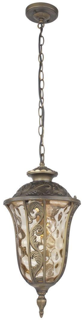 Светильник уличный подвесной Favourite Luxus, 1 х E27, 60. 1495-1P1495-1P