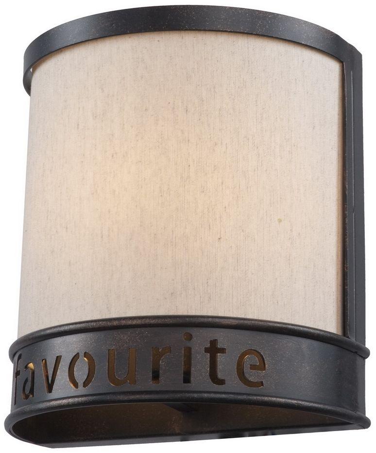 Светильник настенный Favourite FuFoFa, 1 х E14, 40. 1501-1W1501-1W
